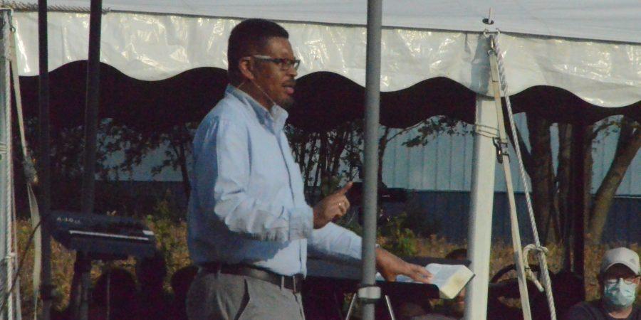 Pulpit Guest: Wheaton College professor preaches in Aurora