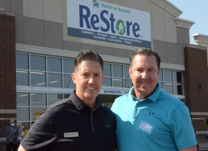 McCormick brothers Restore opening