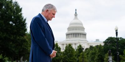 Prayer March 2020 with Franklin Graham