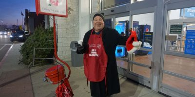 Red Kettle Bell Ringing