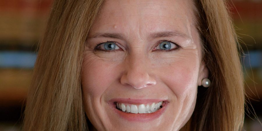 Amy Coney Barrett, controversial Catholic, re-emerges as potential Supreme Court pick