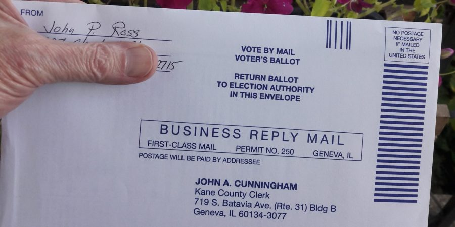 2020 Mail-In Ballot