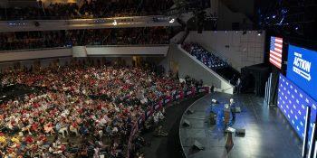 Trump at Dream City Church