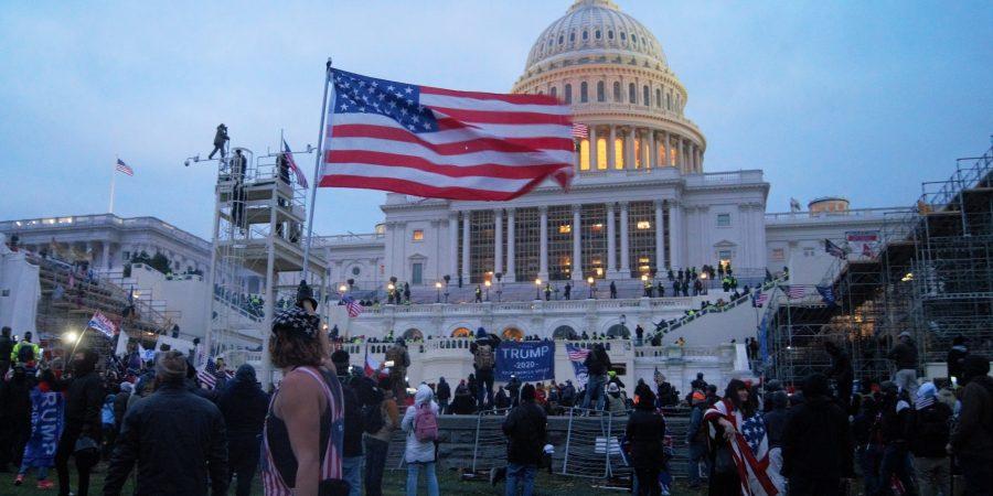 Storming of U.S. Capitol