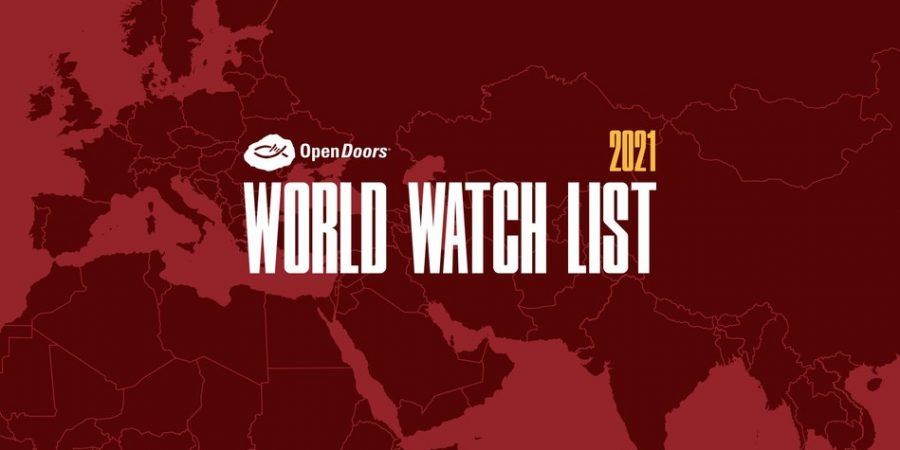Open Doors' 2021 watch list highlights impact of COVID-19 on religious persecution worldwide