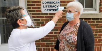 Dominican Literacy Center continues during pandemic