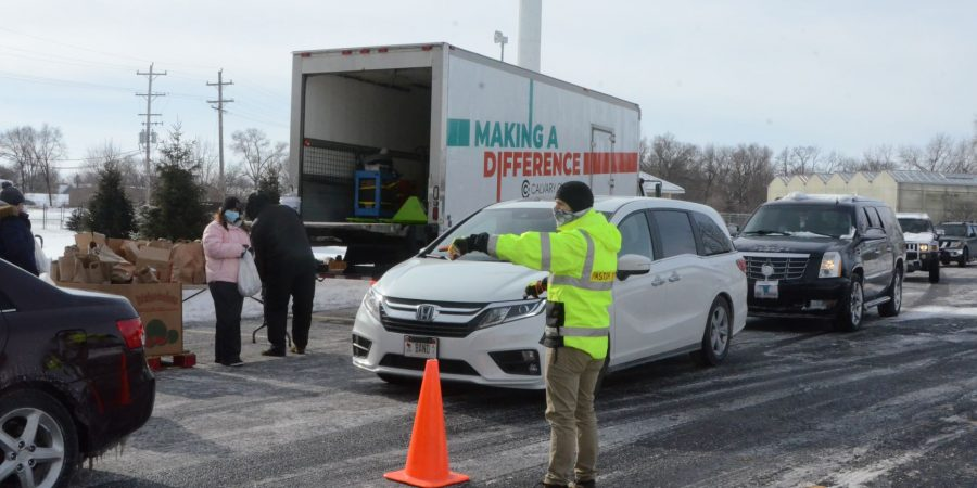 Aurora food pantry to host mobile Kids' Pop-Up food giveaway Feb. 20