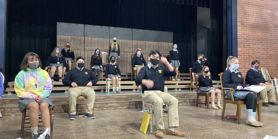 Pandemic pivot: Aurora Central spring play to be staged online, with limited audience