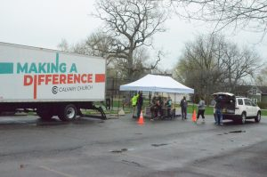 Mobile pantry coming to Plano High School