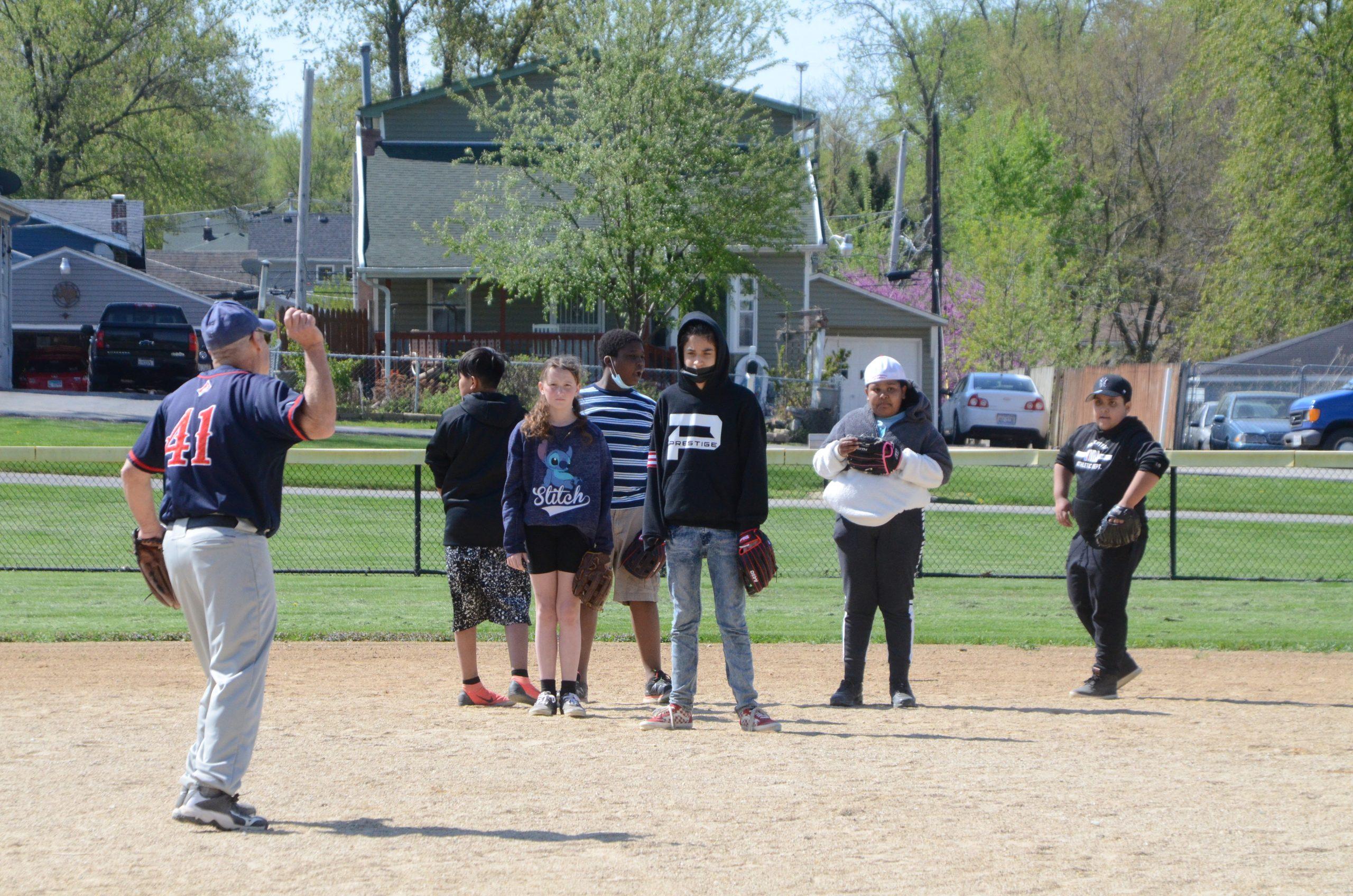 Baseball instruction