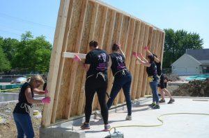 Women's Build in Batavia