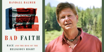 Randall Balmer & new book