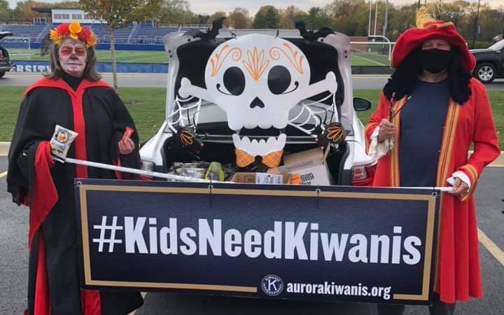 This Friday… Aurora food pantry, university to partner in Trunk or Treat